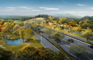 亦境团队经典案例:南昌上林春天花园景观设计 ,江阴梅园区 图片合集