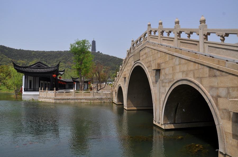 张家港香山风景区入口改造设计